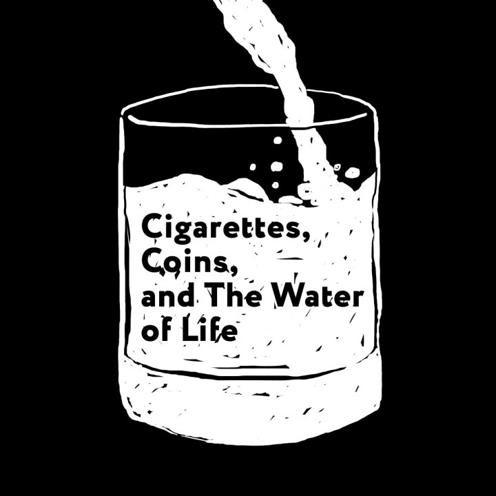 CIGARETTES, COINS, AND THE WATER OF LIFE|RUSSIAN TRANSLATION